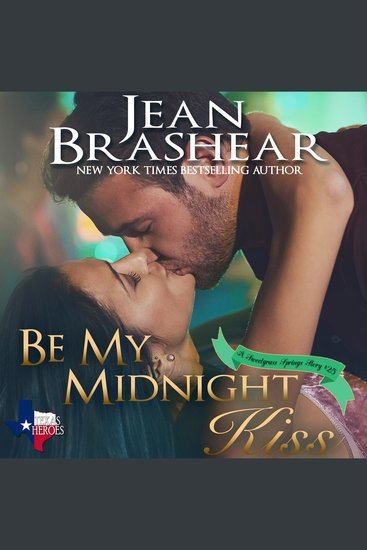 Be My Midnight Kiss - Sweetgrass Springs Stories - cover