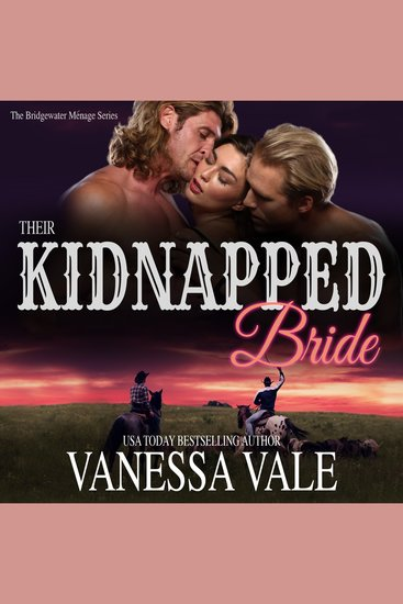 Their Kidnapped Bride - cover