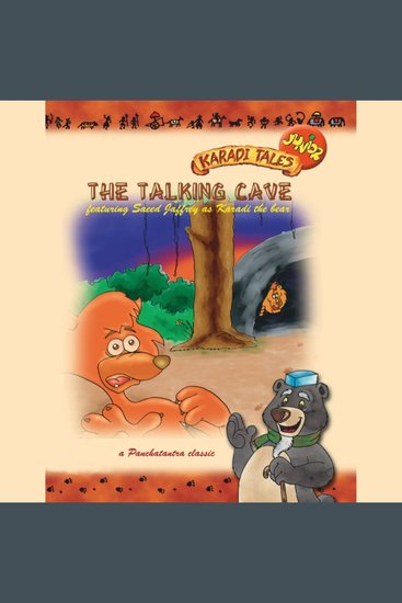 The Talking Cave - cover