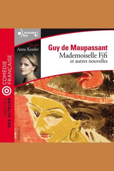 Mademoiselle Fifi et autres nouvelles - cover