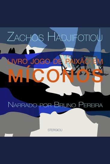 Livro Jogos de Paixão em Míconos - cover