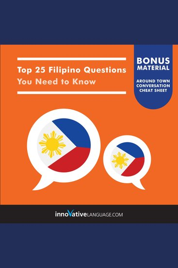 Top 25 Filipino Questions You Need to Know - cover
