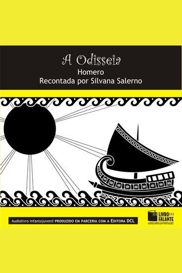 A Odisseia - cover
