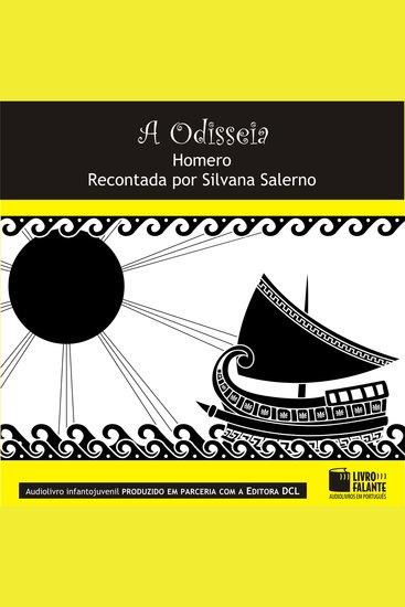 Odisseia A - cover