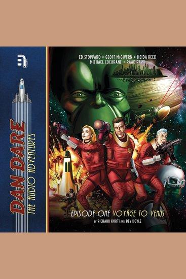 Dan Dare: Voyage to Venus - Episode One - cover