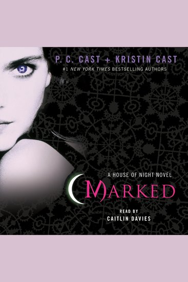 Marked - A House of Night Novel - cover