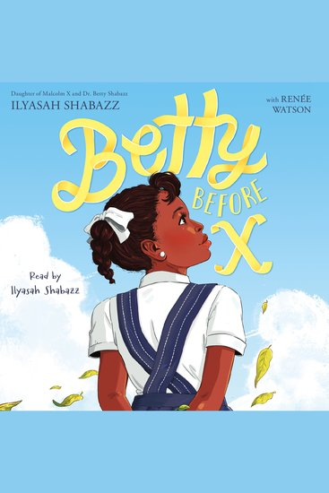 Betty Before X - cover