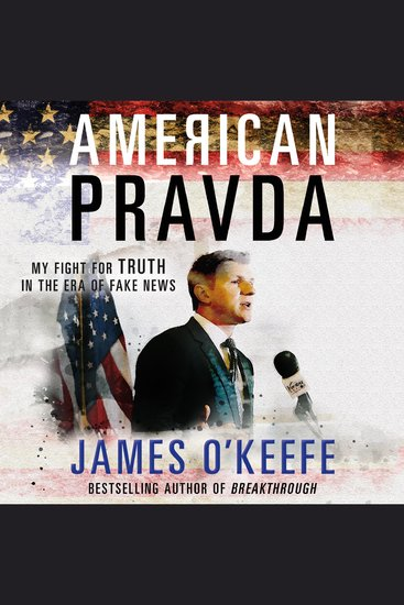 American Pravda - My Fight for Truth in the Era of Fake News - cover