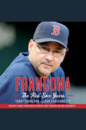 Francona: The Red Sox Years - cover