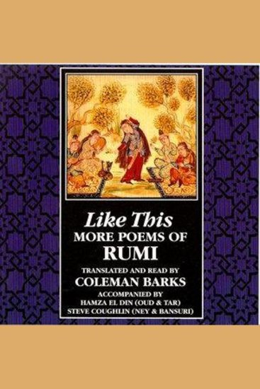 Like This - More Poetry of Rumi - cover