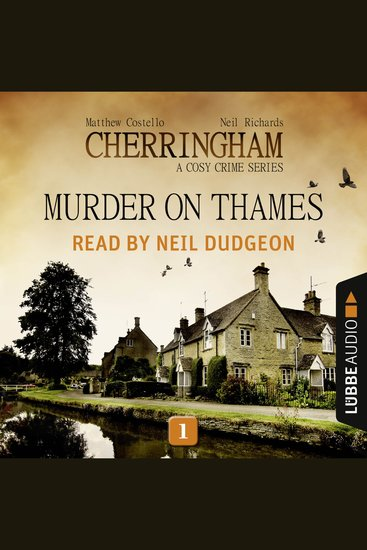 Murder on Thames - Cherringham - A Cosy Crime Series: Mystery Shorts 1 (Unabridged) - cover