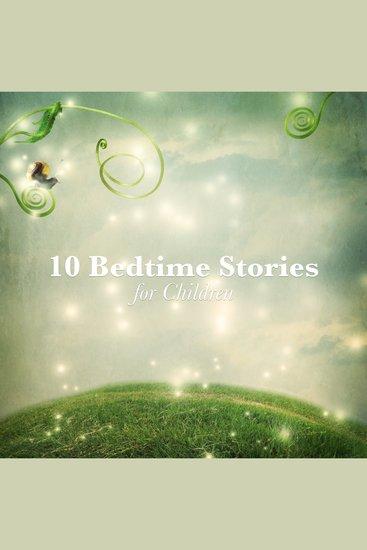 10 Bedtime Stories for Children - cover