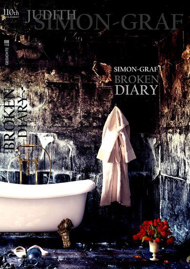 Broken Diary - cover