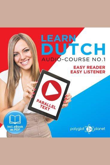 Learn Dutch - Easy Reader Easy Listener - cover