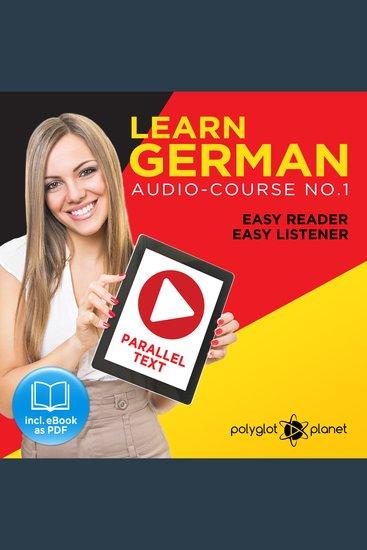 Learn German - Easy Reader Easy Listener - cover
