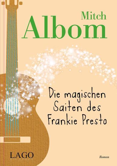 Die magischen Saiten des Frankie Presto - cover