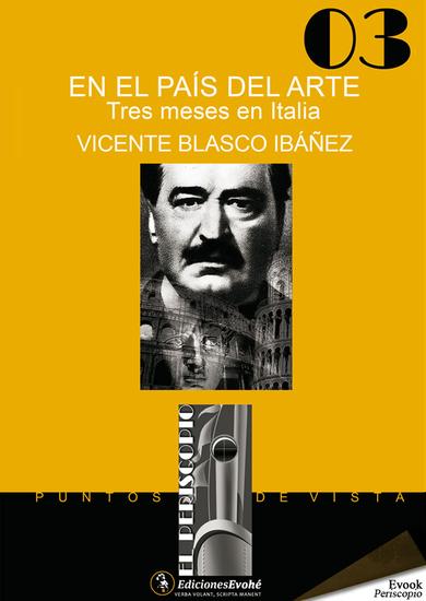 En el país del arte Tres meses en Italia - cover