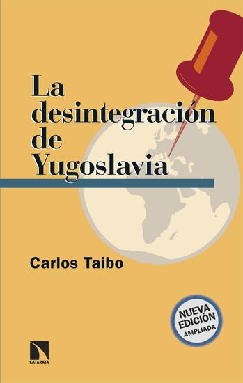 La desintegración de Yugoslavia - cover