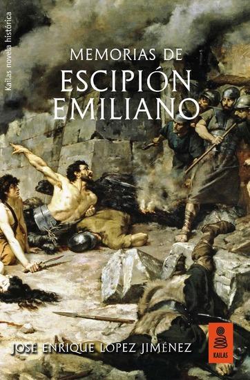 Memorias de Escipión Emiliano - cover