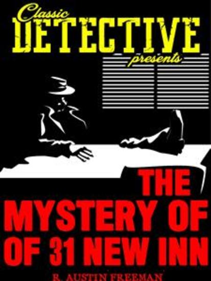 The Mystery Of 31 New Inn - cover