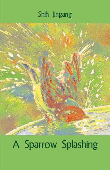 A Sparrow Splashing - cover