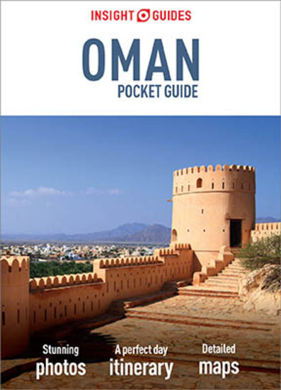 Insight Guides Pocket Oman (Travel Guide eBook) - cover