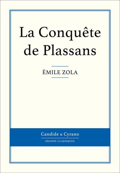 La Conquête de Plassans - cover