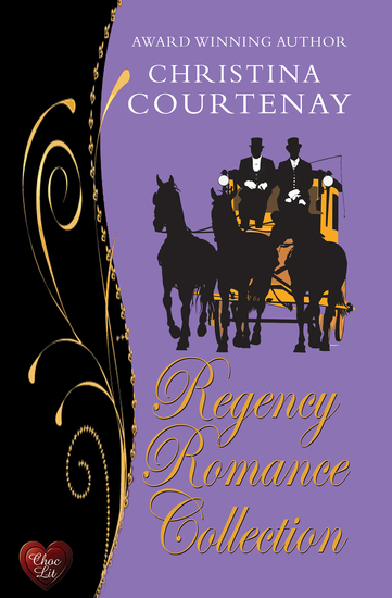 Regency Romance Collection - cover