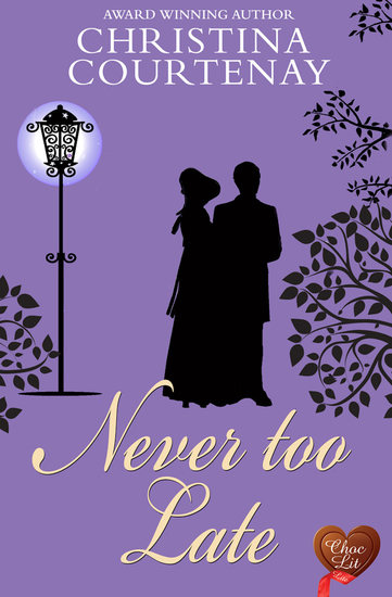 Never Too Late - cover