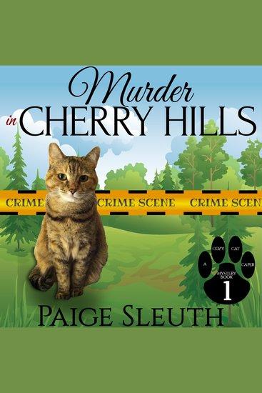 Murder in Cherry Hills - cover