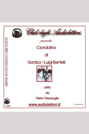 Ciondolino - cover