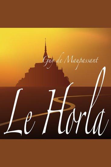 L'Horla - cover
