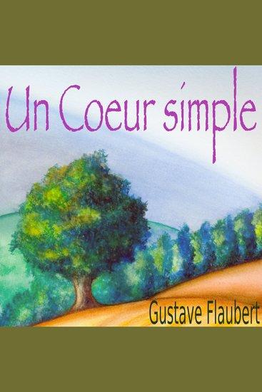 Un Coeur simple - cover