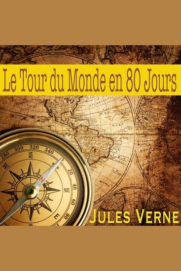 Le Tour du Monde en 80 jours - cover