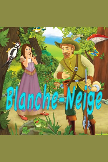 Blanche Neige - cover