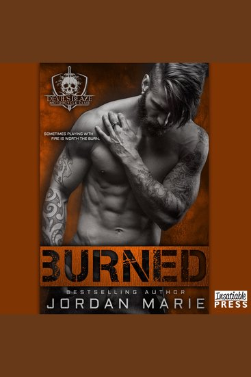 Burned - Devil's Blaze MC Book 2 - cover