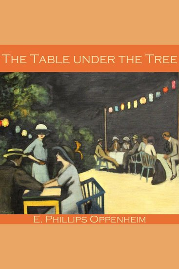 The Table Under the Tree - cover