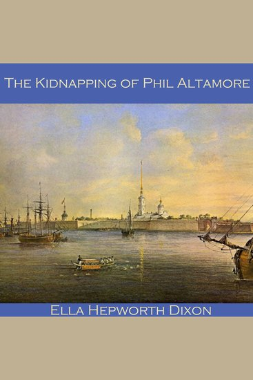 The Kidnapping of Phil Altamore - cover