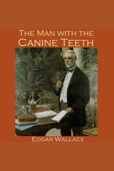 The Man with the Canine Teeth - cover