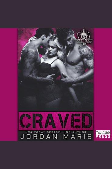 Craved - A Devil's Blaze MC Novella - cover