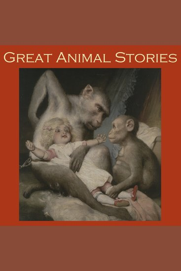 Great Animal Stories - cover