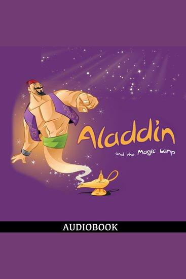 Aladdin and the Magic Lamp - cover