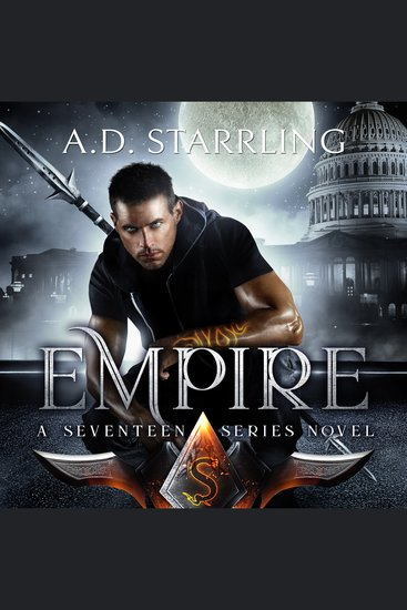 Empire - A Seventeen Series Novel Book 3 - cover