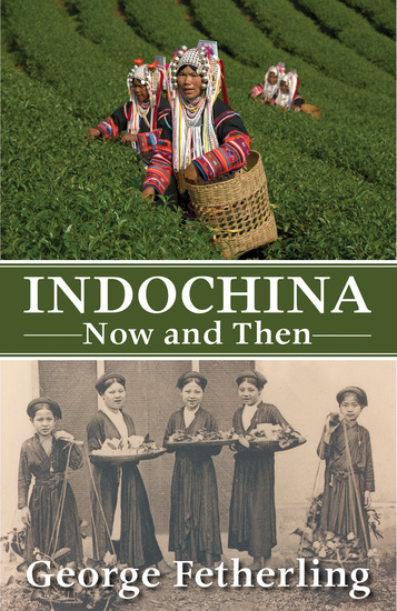 Indochina Now and Then - cover