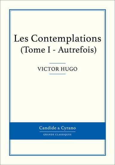Les Contemplations I - cover