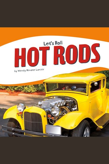 Hot Rods - cover