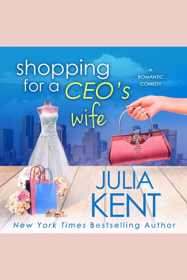 Shopping for a CEO's Wife - cover