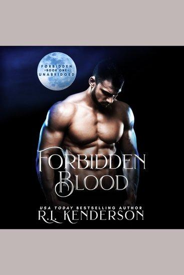 Forbidden Blood - Forbidden #1 - cover