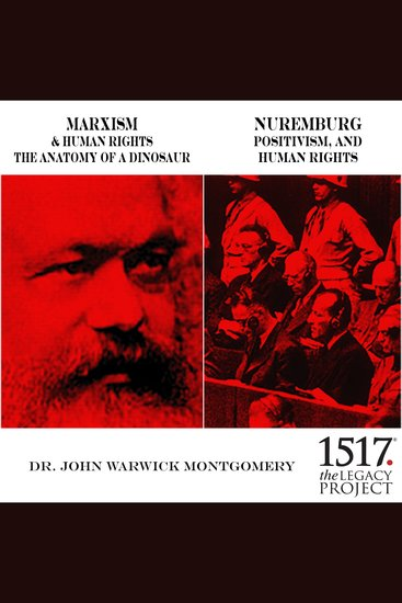 Marxism & Human Rights - The Anatomy of a Dinosaur; Nuremburg: Positivism and Human Rights - cover