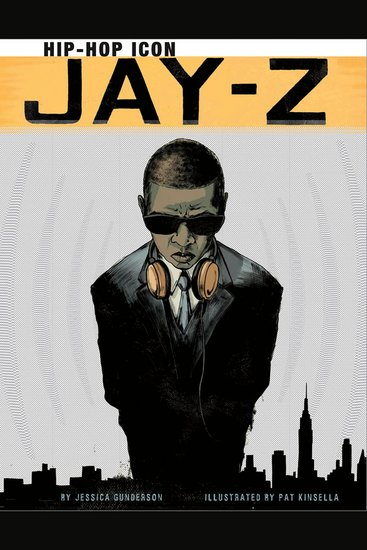 Jay-Z - Hip-Hop Icon - cover